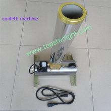 confetti machine/spray confetti machine for stage and night club