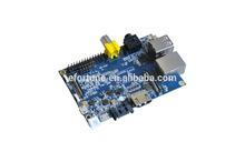 Banana PI 7 mouth with power USB hub hub to protect the mainboard