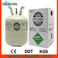 Gaz réfrigérant r406a manufacture. appareil ménager/l'électronique./congélateur./auto voiture/compresseur,/climatisation