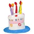 2014 produzione torta di compleanno cappello con en71