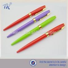 cheap promotional beauty ballpoint pen