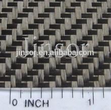 carbon fiber like black fiberglass fabric