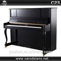 instrumentos musicales extranjeros y hecha a mano chino negro pulido y grand piano vertical