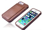 "Wholesale cheap price PU leather 4.7"" custom mobile phone protective cover case"