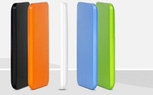 Super Slim Power bank Capacity 5200 mAh Li-lion battery