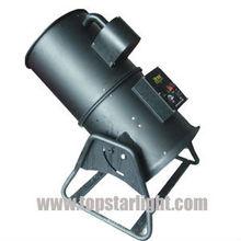 Manual control /remote Control Super 2000W snow machine/industrial snow machine