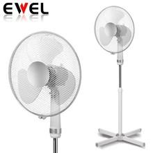 electric motor cooling fan 16'' plastic stand fan