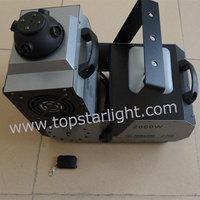 Hot: aerosol fogging machine/CE and ROHS 2000W smoke machine/TSK016B 4 head 2000W rotate angles spurt smoke machine