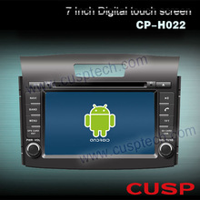 2014 NEW HOT 7 inch Android System CP-H022 Car DVD with GPS,WIFI,NAVI,RADIO,3G,Bluetooth for HONDA CRV 2012