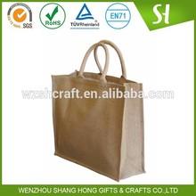 custom Handled Jute Shopping Bag,jute wine bags