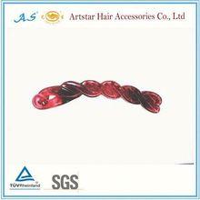 fancy hair barrette supply