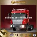 Sinotruk howo a7 camión tractor/camiones de remolque del tractor de la cabeza para la venta, precio de camiones hino