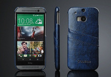 Expensive! But Hight Quality! For htc one m8 phone original case with card slot