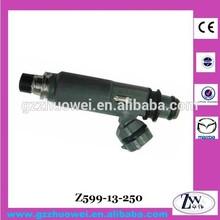 Engine 1.6 Mazda 323 BJ Family Fuel Nozzle Fuel Injector Nozzle Z599-13-250