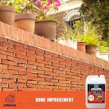 Ash bricks waterproofing additive based superior silicone adhesive sealant