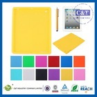 C&T New arrival protector silicone case cover for apple ipad air 2