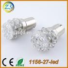 OEM quality 1156 27led 12 volt automotive led lights