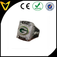 Fashion Personalized Stainless Steel NFL 2010 Super Bowl XLV Green Bay Packers Champion