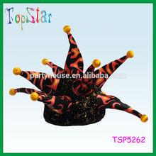 nuevo diseño colorido divertido sombrero de carnaval