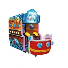 Happy Water War Redemption Amusement Machine 2014 Touch Screen Water Shooting Game