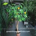 الزخرفية الفاكهة شجرة بونساي شجرة اصطناعية البرتقال جيدة الأسعارجميع أنواع الاشجار الاصطناعية