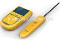 el mejor vendedor de la batería operada concentrador de oxígeno o2 ch4 co h2s cuatro de gas detector de alarma