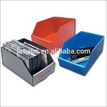 Plastic Corrugated File Box, Plastic File Case