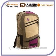 High Quality Girls Fashion Canvas Backpack