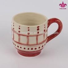 chinese porcelain ceramic tea cup manufacture