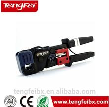 Dual-Modular Plug Network Crimping Tools cable making equipment
