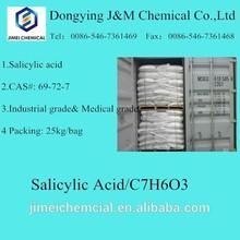 Pharma/Medical/Sublimed Grade Salicylic Acid