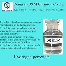 Hot sale Hydrogen peroxide Liquid 30% 50% 60% 70%