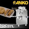 صنع مقياس anko خلط الخبز تجميد ملء آلة البثق