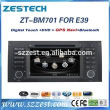 car navigation for BMW E39 car navigation system with digital player ZT-BM701