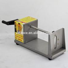 spiral potato cutter machine/potato tornado machine