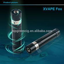 Xvape Foxe big battery mod long lasting cigarette battery from topgreen