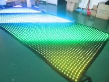 2014 new net DMX video rgb led curtain lights for christmas lights wholesale Shenzhen manufacturer