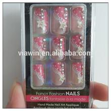 false nails packaging,extreme long nails,3D fake nails