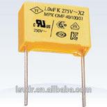high voltage capacitors 310v X2