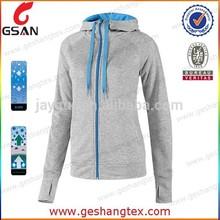 100% Polyester Fleece Women's Winter Coat