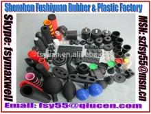 High Temperature Viton Rubber / UV Resistance EPDM Part / Custom NBR Oil Resistance Product