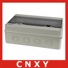 IP65 18 pole isolator enclosure/Waterproof isolator switch box distribution.
