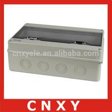 IP65 18 pole isolator enclosure/Waterproof isolator switch box distribution.
