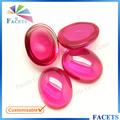 Facetas GEMS personalizável cabochão sintéticos preço rubi por quilate