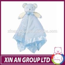 ICTI and Sedex audit new design comfortable teddy bear infant blanket