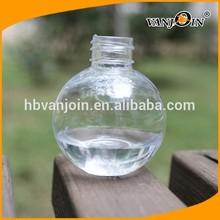 Crystal Perfume Bottles,Ball Shaped Plastic Bottles