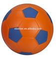 Poliuretano ( PU ) de espuma del balón de fútbol / fútbol de la PU para la decoración / de fútbol de la PU promocional producción para adultos y niños