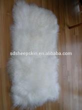 Crazy Selling Tibet Sheepskin Plate 100% pure wool blanket