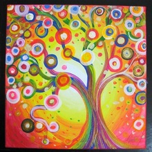 Modern Abstract acrylic Wall Hanging Painting for Home Decoration