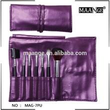 7pcs Makeup Brush Set Private Label With Makeup Brush